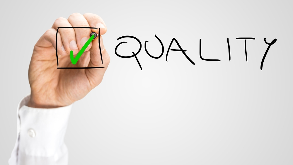 Quality Control – Why is it necessary?