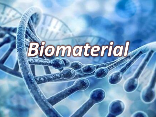 BIOMATERIALS – WHY A BOOMING INDUSTRY?